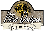 Petra Designs logo header small